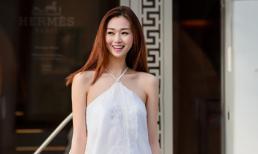 Khánh My khiến fans 'tan chảy' với vẻ đẹp dịu dàng