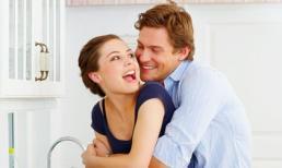 Phát hoảng với sở thích làm 'chuyện ấy' dưới nhà bếp của chồng