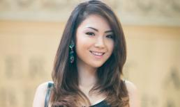 Hoa hậu Jennifer Chung mặt mộc, dáng thon đi dạo phố