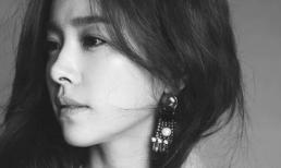 'Ngọc nữ' Han Ji Min đẹp đượm buồn trong bộ ảnh mới