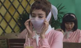 Thu Trang xài kem trộn rởm khiến mặt mày… 'tan nát'