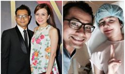 Vợ Huỳnh Đông sinh quý tử đầu lòng nặng 3,5 kg