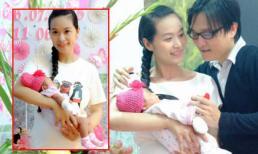 Vợ chồng Lê Kiều Như tưng bừng mở tiệc đầy tháng cho con gái