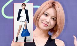 Những nữ ca sĩ sở hữu chiều cao 'khủng' nhất làng nhạc Kpop