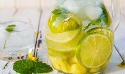 Cách làm những loại detox water đơn giản và phổ biến nhất