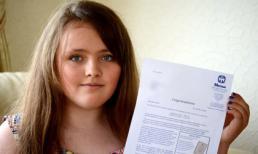 Cô bé 12 tuổi thông minh hơn nhà bác học Albert Einstein