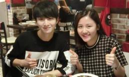 Văn Mai Hương để mặt mộc đi ăn cùng thần đồng guitar Hàn Sungha Jung