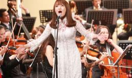 Nhật Thuỷ Idol tỏa sáng giữa dàn nhạc giao hưởng thủ đô