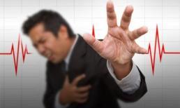 Đau thắt ngực - dấu hiệu nguy hiểm của bệnh tim mạch