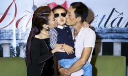 Con trai Hải Yến xuất hiện 'cực ngầu' chúc mừng mẹ