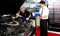 Mercedes-Benz chiều khách hàng VIP với 'Dịch vụ thảm đỏ' tại Việt Nam