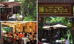 Đến nhà hàng Làng Nghệ, kể câu chuyện quê hương