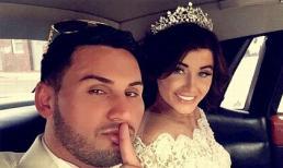 Đám cưới sang chảnh nhất nước Úc với váy cưới đính 2000 viên kim cương