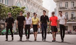 Lê Xuân Tiền - gương mặt lý tưởng mới của showbiz Việt