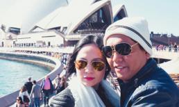 Vợ chồng Thanh Thúy - Đức Thịnh hạnh phúc ngọt ngào ở Australia