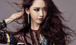 Yoona (SNSD) sắc lạnh trên tạp chí Grazia