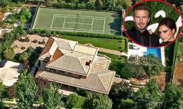 Vợ chồng Becks thu được 146 tỷ đồng sau khi bán nhà ở Madrid
