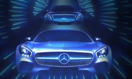 Trải nghiệm thời trang mới lạ cùng Mercedes-Benz