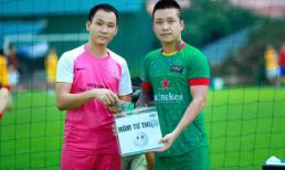 HAT của Tuấn Hưng thất thủ trong trận cầu 10 bàn thắng
