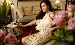 Mỹ nhân Thái Chompoo Araya đẹp quyến rũ trong bộ ảnh mới