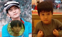 Con trai 'bé An' trong phim 'Đất phương Nam' càng lớn càng giống bố
