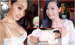 Con gái Lê Kiều Như say ngủ tựa thiên thần khi đi khám