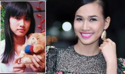 Hoa hậu Dương Mỹ Linh khoe ảnh thời 14 tuổi xinh xắn