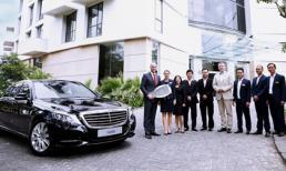 Mercedes-Benz Việt Nam hợp tác cùng khách sạn Melia Đà Nẵng