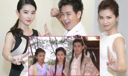 Dàn diễn viên chính 'Thiên Long Bát Bộ' rạng rỡ tái ngộ sau 13 năm