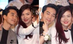 Song Seung Hun thân mật cùng gái đẹp, không sợ Lưu Diệc Phi ghen