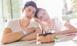 Kelly Nguyễn hạnh phúc bên bạn trai Ray Võ trong ngày sinh nhật