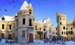 Những ngôi biệt thự bỏ hoang đẹp nhất thế giới