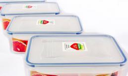 Mẹo hay khi bảo quản hộp nhựa trong gia đình