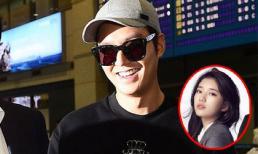 Lee Min Ho lần đầu xuất hiện tươi rói sau tin chia tay bạn gái
