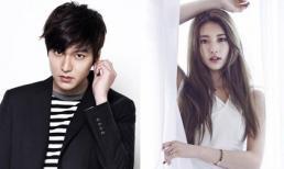Công ty quản lý phủ nhận tin Lee Min Ho và Suzy chia tay