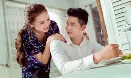 Ray Võ hạnh phúc khi được Hotgirl Kelly Nguyễn chăm sóc