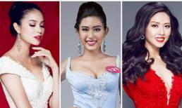 Dự đoán Top 5 Hoa hậu Hoàn vũ Việt Nam 2015