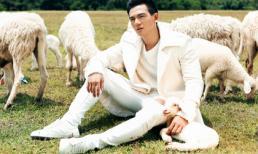 Lê Xuân Tiền hoá thân thành cậu bé chăn cừu giữa cánh đồng thơ mộng