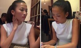 Người mẫu Bằng Lăng bất ngờ xuất hiện sau thời gian 'mất tích'