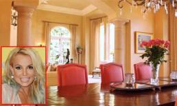 Bên trong biệt thự đẹp lung linh 164 tỷ đồng của Britney Spears