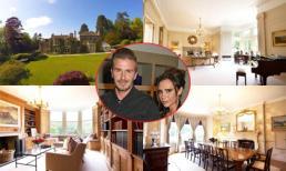 Vợ chồng Becks tậu biệt thự siêu sang với giá gần 200 tỷ đồng
