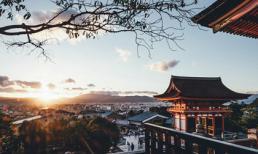Ngắm vẻ đẹp cổ kính pha lẫn hiện đại của Nhật Bản