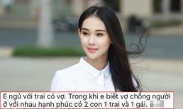 'Nữ hoàng trang sức' Thanh Trúc bị tố nói dối và giật chồng