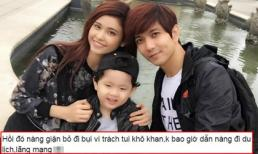 Tim tiết lộ lý do từng khiến Trương Quỳnh Anh 'bỏ nhà đi bụi'
