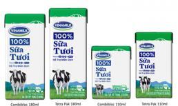 Vinamilk - Sữa tươi ngon trong bao bì chuẩn quốc tế