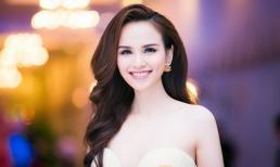 Hoa hậu Diễm Hương rạng rỡ đi sự kiện trước ngày lên xe hoa