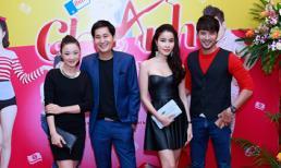 Đạo diễn Lê Minh hội ngộ nhiều người đẹp tại buổi ra mắt kênh Youtube 'Thích Chảnh'