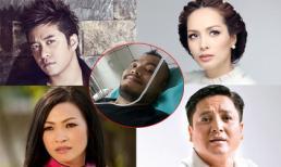 Sao Việt xót xa khi biết tin nhạc sĩ Trần Lập bị ung thư