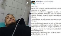 Trần Lập bị ung thư bắt đầu cuộc chiến với bạo bệnh