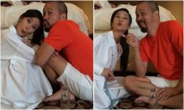 NTK Đức Hùng khoe loạt ảnh 'siêu hóm hỉnh' bên diva Hồng Nhung